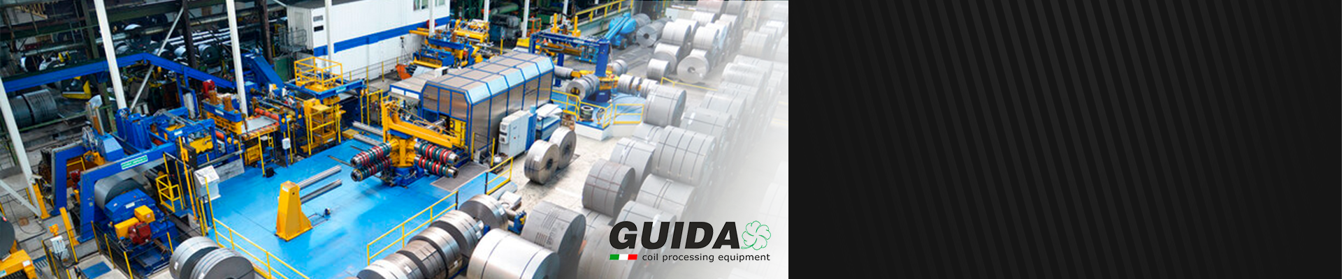 Guida, Manufacturing of leveling and packaging equipment.