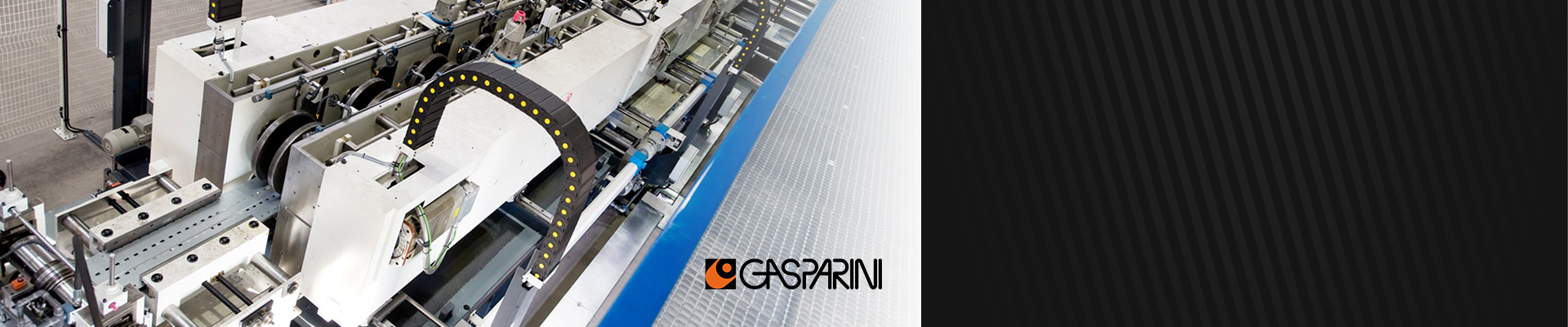 Gasparini, Specialized steel rollforming machinery.